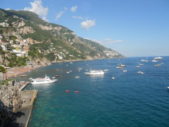 Discover Positano - Daily Tour: porto Positano