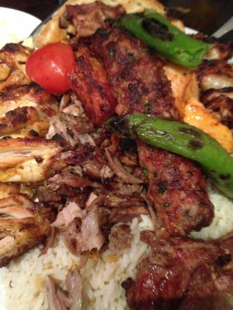 Devran restaurant: Incredibili sapori e colori