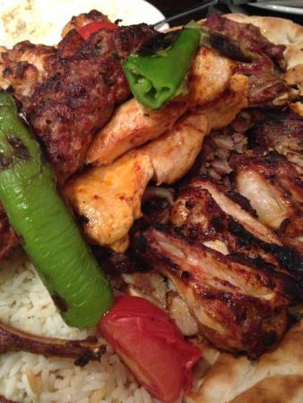 Devran restaurant: Abbondanza