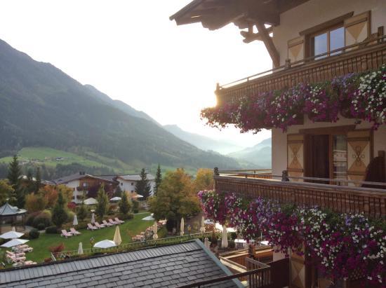 Hotel Alpendorf: Vista