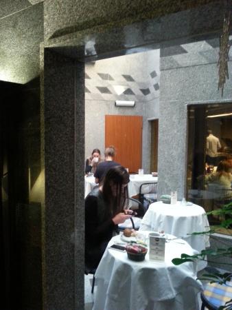 Hotel Nacional: ontbijt ruimte
