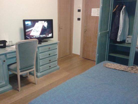 Grand Hotel Mediterranee: Stanza