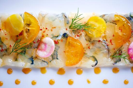 La Cuisine - Le Royal Monceau : Plat La Cuisine