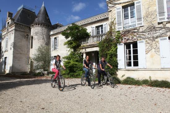 Ateliers au Château