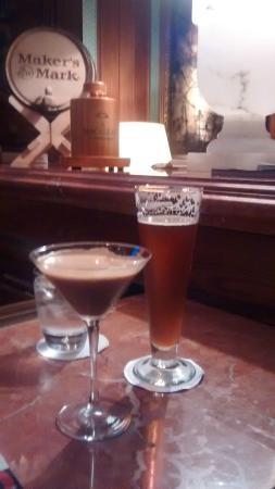 Four Seasons Hotel Atlanta : My espresso martini was the perfect dessert/nightcap!