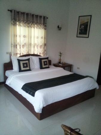 Sunsai Villa: Upstairs double room