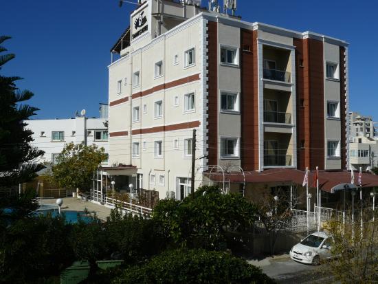 Sammy's Hotel: No more Aircon units outside