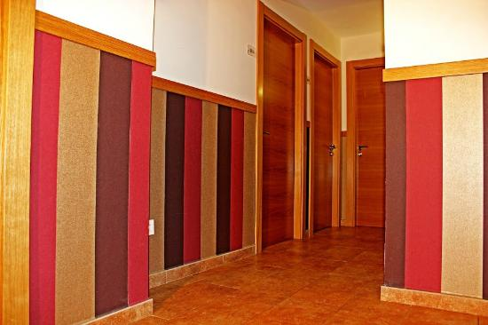 Hostal Santel San Marcos: Hall