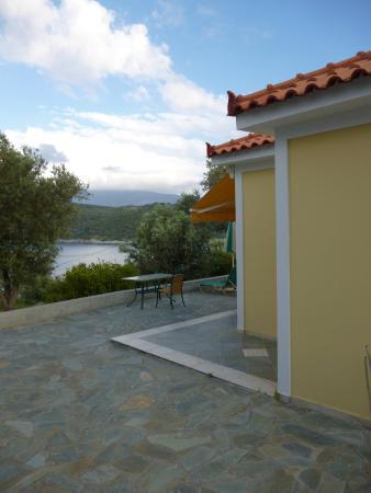 Villa Platanaki: Θέα από το δωμάτιο