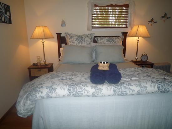 Waitomo Boutique Lodge : Bedroom