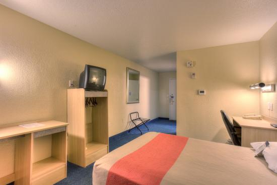 Motel 6 Portland South - Lake Oswego /Tigard: Guest Room