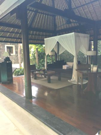Kayumanis Ubud Private Villa & Spa : living room