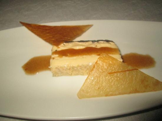 Le Rectiligne: fromage
