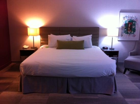 Coast Inn of the North: Wonderful king bed suite!