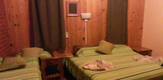 Posada 21 Oranges : chambre