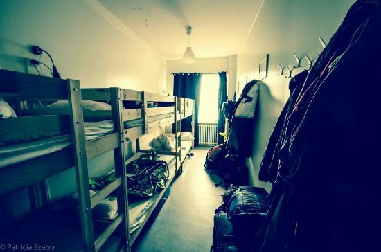 Reykjavik Backpackers: Zimmer