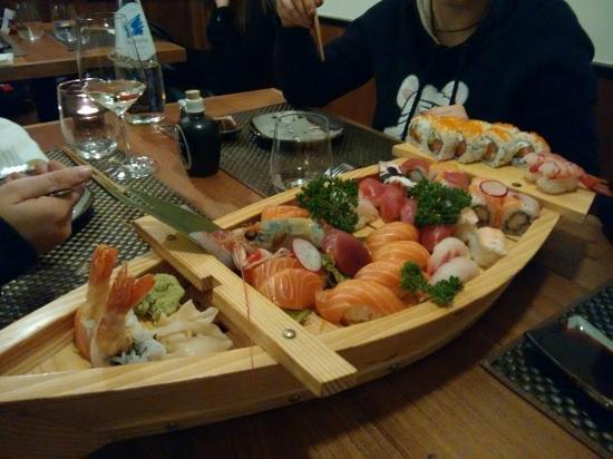 Sushi Zen: Barca