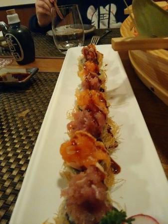 Sushi Zen: specialita