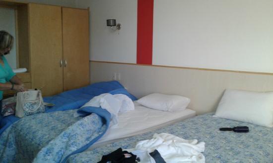 Foto de arthur hotel encarnacion vista da rea de lazer for Hotel luxsur encarnacion