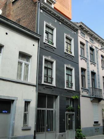 Heart of Brussels B&B: Außenansicht
