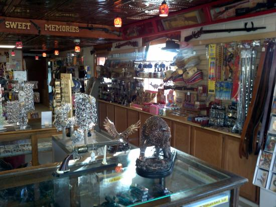 Tombstone Sweet Memories: New wall of Souvenirs 201409