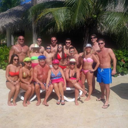 Memories Splash Punta Cana: Our Family