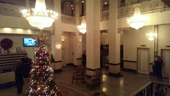 Floridan Palace Hotel: Reception