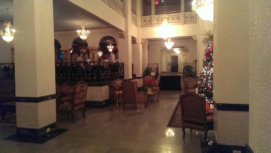 Floridan Palace Hotel: Bar area