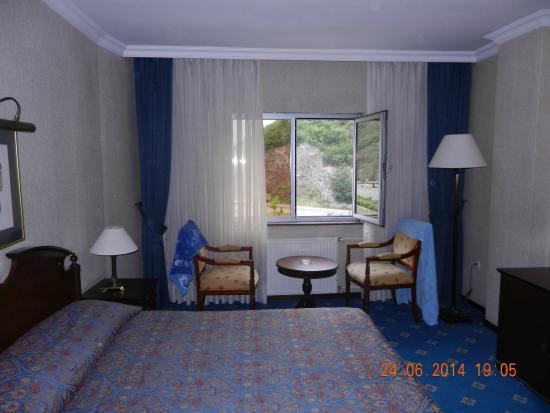 Buyuk Sumela Hotel: номер