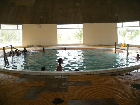 Salinas, Ecuador: indoor pool