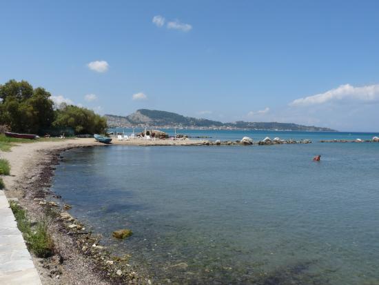 Hotel Admiral Argassi : Plaża