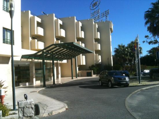 Real Bellavista Hotel & Spa: Entrance