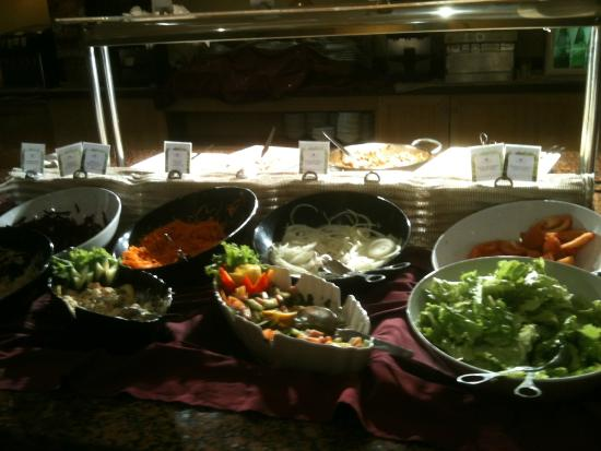 Real Bellavista Hotel & Spa: Buffet