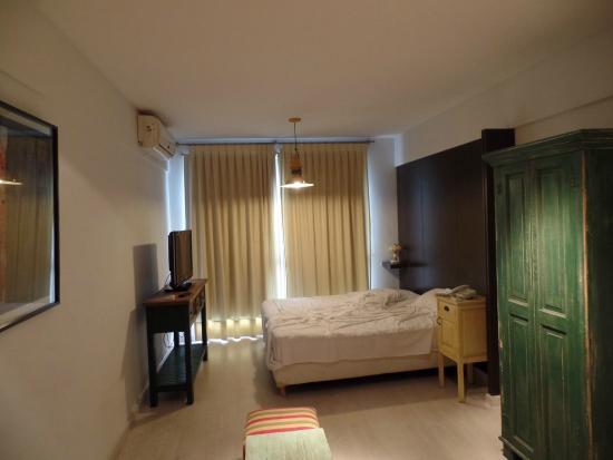 Milino Buenos Aires Apart Hotel: quarto