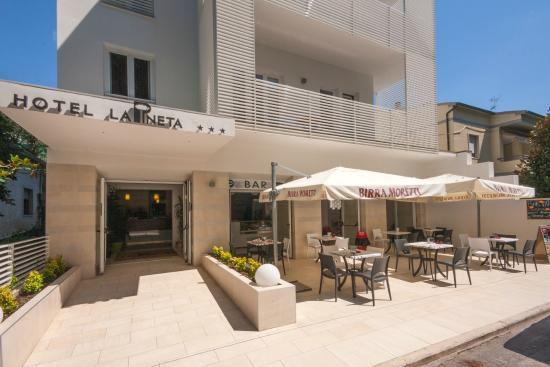 Nice stay in Follonica - Review of Hotel La Pineta, Follonica, Italy ...