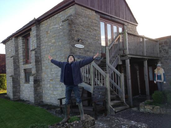 Middlewick Holiday Cottages: Meadow View Barn