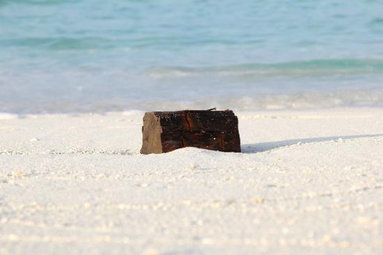 Kuramathi: Sand Bank
