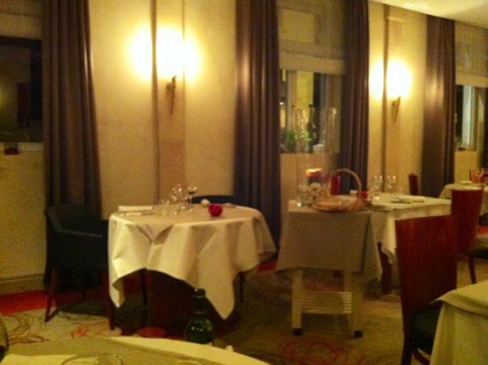 Restaurant Les Semailles : la salle