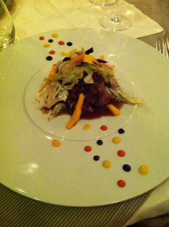 Restaurant Les Semailles : La pluma ibérique aux senteurs d'Asie