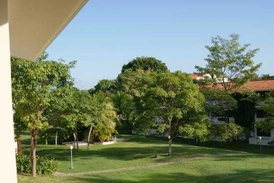 BlueBay Coronado Golf & Beach Resort: Desde nuestra habitación1208