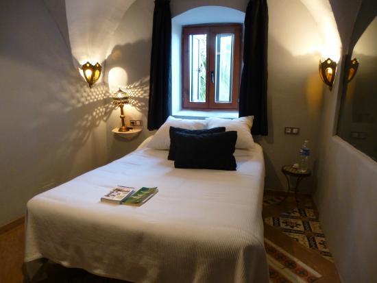 Hotel la Boheme: La chambre