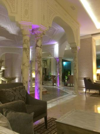 Hasdrubal Thalassa & Spa Djerba: La réception