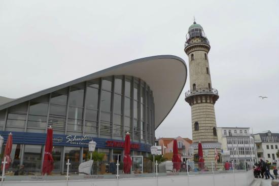 Leuchtturm Warnemünde: Lighthouse