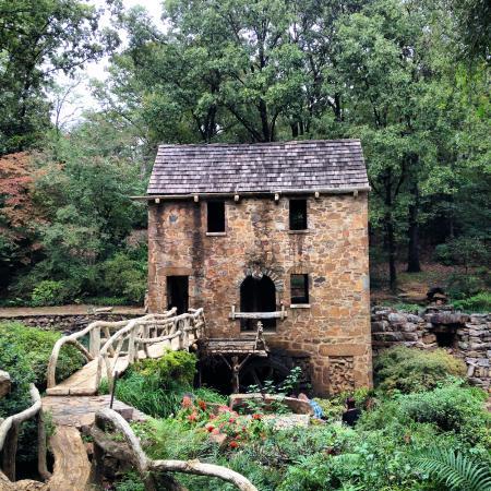 The Old Mill: El viejo molino