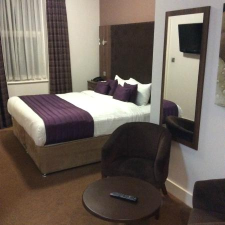 The Stanwell Hotel: Bedroom