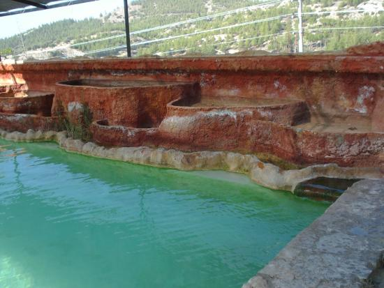 Hot springs pool - Karahayit, Denizli Resmi - TripAdvisor