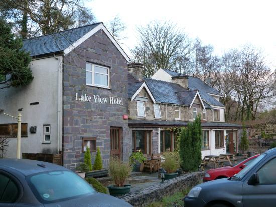 Lake View: Hotel!