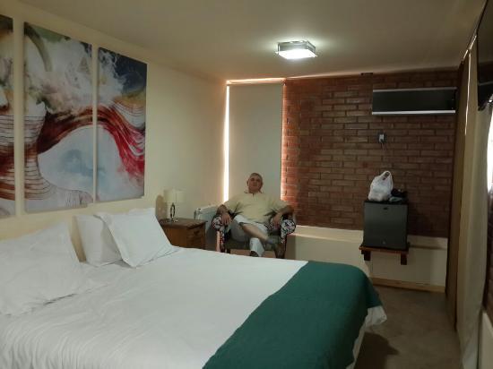 Hotel Antiguo Camino: Habitación con cargo adicional