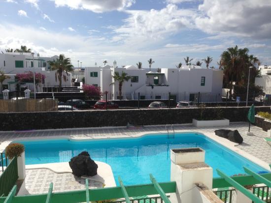Apartments Las Acacias: View from balcony