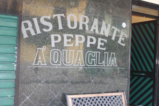 Peppe a'Quaglia: Doorway